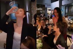 Ngọc Trinh sử dụng từ ngữ kém duyên trong tiệc sinh nhật bạn thân