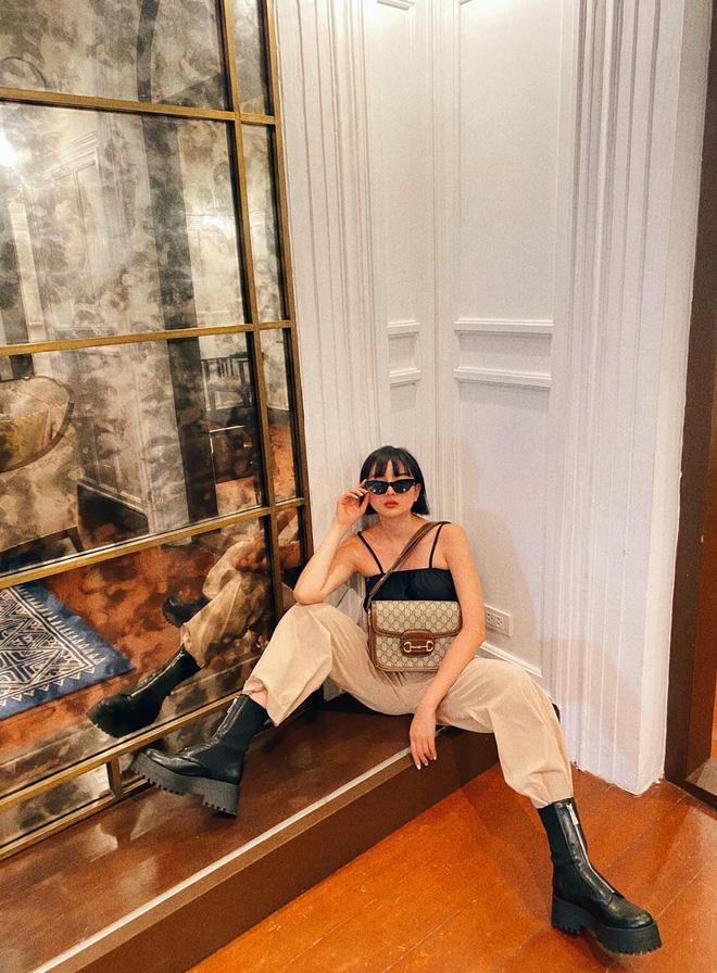 Biệt thự siêu sang của gái đẹp lấy đại gia Thái Lan: Nhìn kiểu gì cũng giống resort cao cấp, đứng vu vơ ở nhà xe cũng có ảnh sống ảo-7