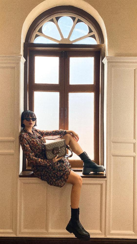 Biệt thự siêu sang của gái đẹp lấy đại gia Thái Lan: Nhìn kiểu gì cũng giống resort cao cấp, đứng vu vơ ở nhà xe cũng có ảnh sống ảo-8