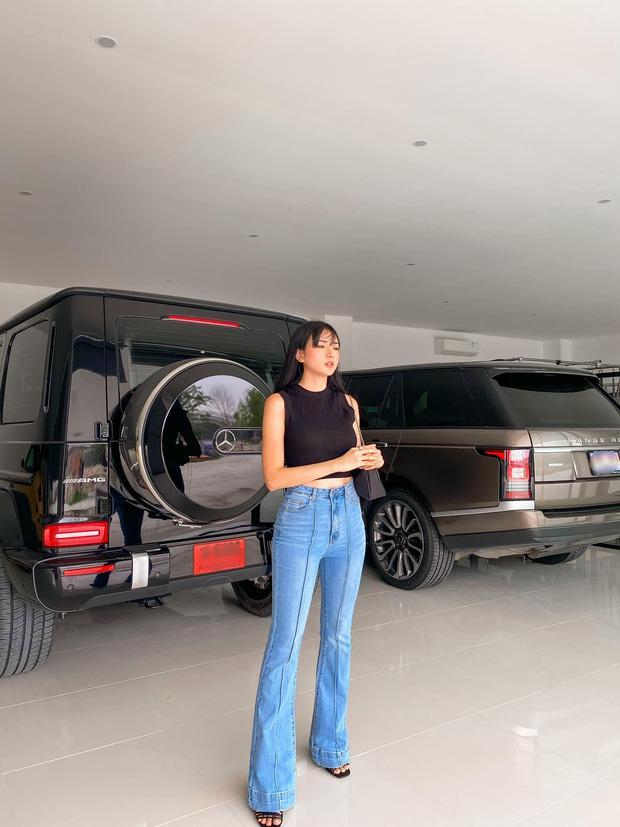 Biệt thự siêu sang của gái đẹp lấy đại gia Thái Lan: Nhìn kiểu gì cũng giống resort cao cấp, đứng vu vơ ở nhà xe cũng có ảnh sống ảo-9