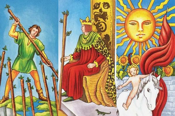 Bói bài Tarot tuần từ 5/10 đến 11/10: Công việc của bạn sẽ thăng hoa rực rỡ hay lắm gian truân?-1