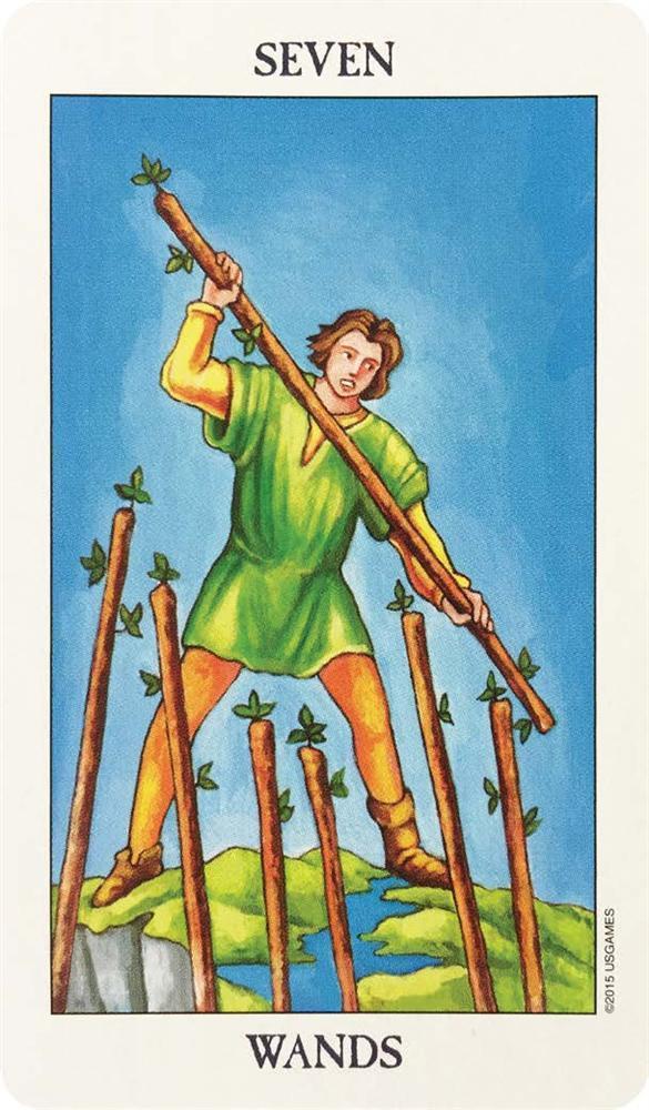 Bói bài Tarot tuần từ 5/10 đến 11/10: Công việc của bạn sẽ thăng hoa rực rỡ hay lắm gian truân?-2