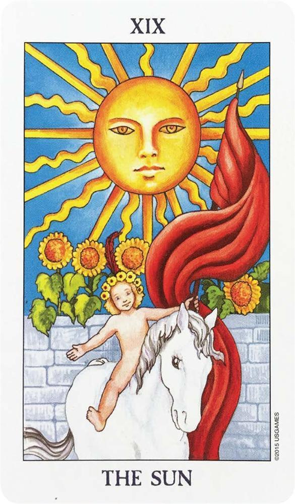 Bói bài Tarot tuần từ 5/10 đến 11/10: Công việc của bạn sẽ thăng hoa rực rỡ hay lắm gian truân?-4
