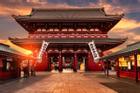 Ngôi chùa cổ nhất Tokyo