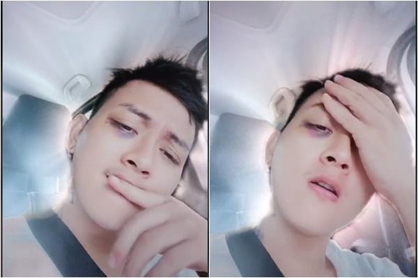 Hoài Lâm phì phèo thuốc lá trên sóng livestream-5