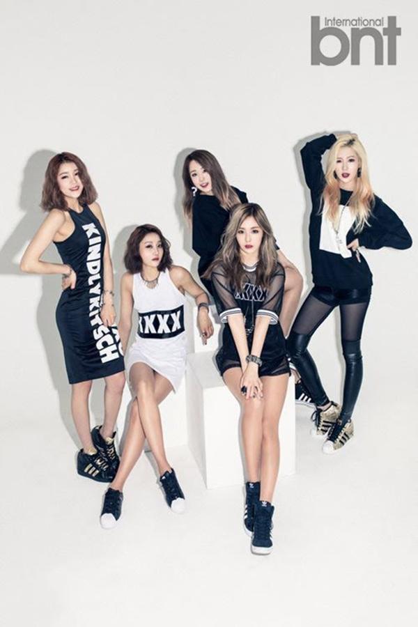 4 nhóm nhạc Kpop bị scandal đánh cho tan tành sự nghiệp-1