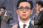 Trấn Thành khóc lần thứ n tại 'Rap Việt', khán giả tặng luôn rapname 'Thành Cry'