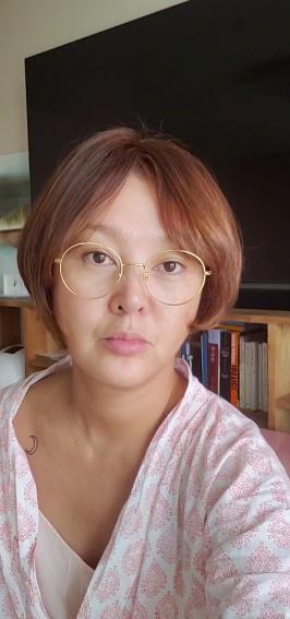 Á hậu Hàn Quốc từng đi tù vì dùng chất cấm lộ nhan sắc già nua-1