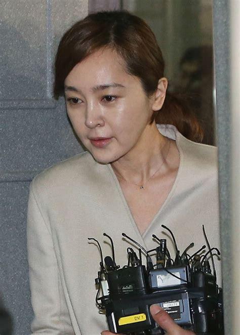 Á hậu Hàn Quốc từng đi tù vì dùng chất cấm lộ nhan sắc già nua-7