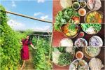 3 nàng dâu showbiz Việt giàu nứt vách vẫn hì hục vào bếp nấu ăn lúc bụng bầu khệ nệ-13