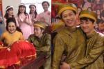 Hoài Linh diện áo dài từng hát chung với Hoài Lâm lên phim