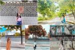 Con đường lá phong đỏ mệnh danh Seoul giữa lòng Hà Nội: Ảnh thực tế khác xa!-6