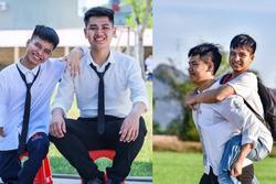 Đại học Y Thái Bình miễn toàn bộ học phí cho nam sinh 10 năm cõng bạn tới trường