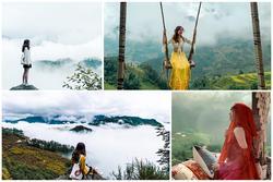 Theo chân 9x 'săn mây' thiên đường ở Sapa, check-in cả trăm bức ảnh đẹp