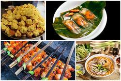 Những món ăn miền Trung chỉ nghe tên đã thèm 'chảy nước miếng'