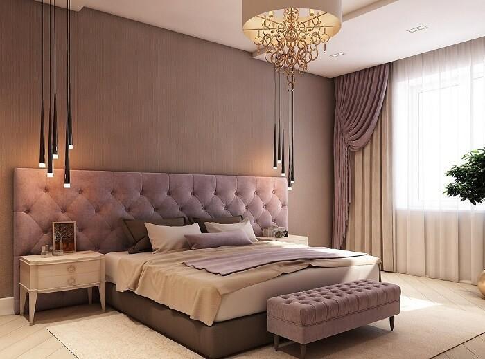 Màu sơn phòng ngủ vợ chồng hợp phong thủy-3