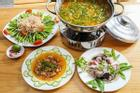Đổi vị với món lẩu cá măng chua cho bữa tối thêm ấm cúng