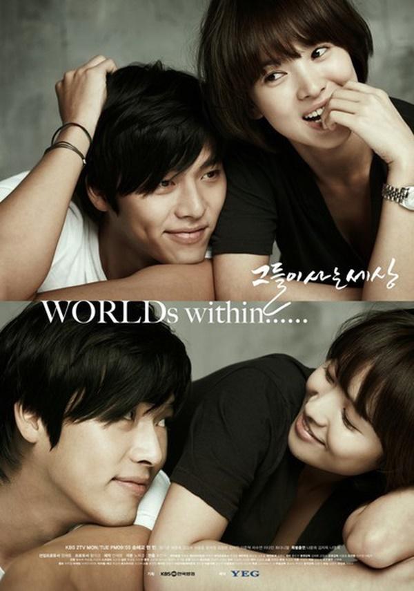 Phim rating kỷ lục giúp cả dàn sao đổi đời: Bae Yong Joon, Choi Ji Woo hóa ông hoàng bà chúa, Song Hye Kyo chưa thị phi bằng Á hậu tù tội-12