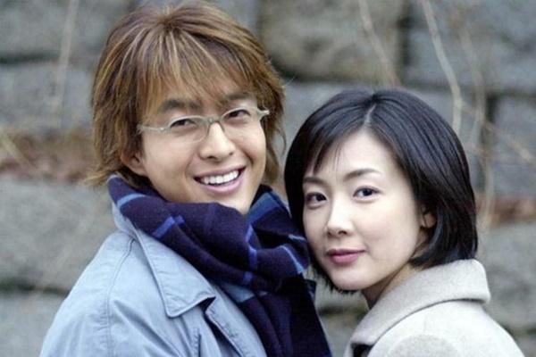 Phim rating kỷ lục giúp cả dàn sao đổi đời: Bae Yong Joon, Choi Ji Woo hóa ông hoàng bà chúa, Song Hye Kyo chưa thị phi bằng Á hậu tù tội-24