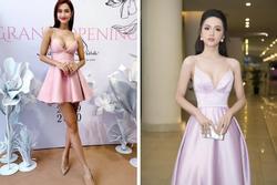 Hoa hậu Chuyển giới đầu tiên của Việt Nam bị chỉ trích mặc hở, kém xa Hương Giang