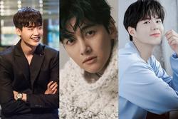 3 nam diễn viên Hàn khốn đốn vì quá đẹp trai