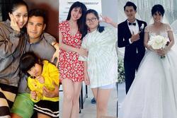 Con gái Thảo Trang - Phan Thanh Bình trổ mã, cao ngang mẹ dù mới 10 tuổi