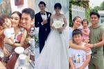 Trước Thảo Trang - Quang Pháp, Vbiz có nhiều cặp đôi chị em hạnh phúc viên mãn