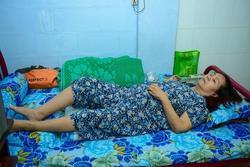 Nghệ sĩ Hoàng Lan bị hoại tử, nhập viện cấp cứu