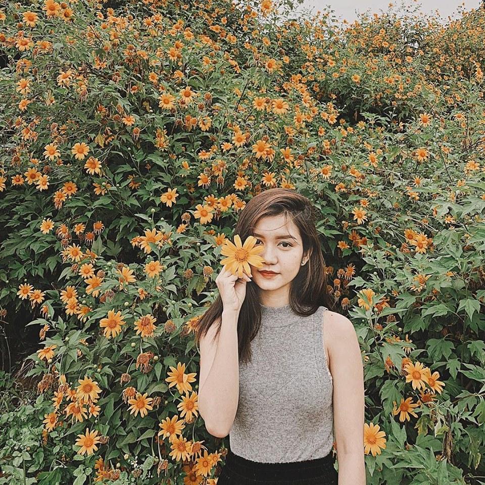 Ghé thăm Đà Lạt, rong ruổi những cung đường hoa dã quỳ đẹp nhất vào tháng 10-8