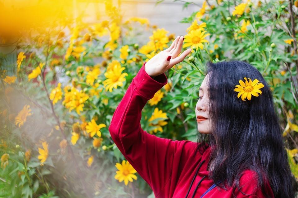 Ghé thăm Đà Lạt, rong ruổi những cung đường hoa dã quỳ đẹp nhất vào tháng 10-9