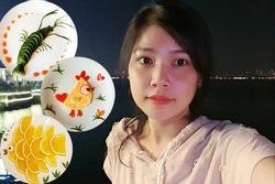 'Cả thế giới sắc màu' nằm gọn trong những đĩa thức ăn của mẹ Việt ở Ba Lan