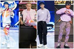 4 lần đụng hàng với Binz, Wowy, xem ra Gil Lê 'nặng duyên' với bộ đôi HLV Rap Việt quá!