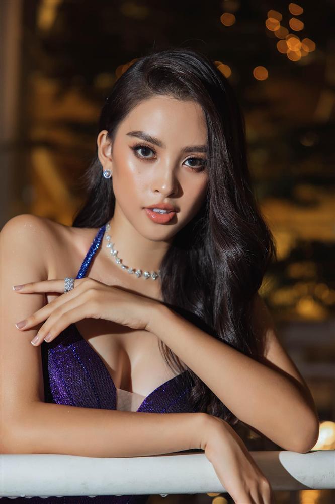 Hoa hậu Trần Tiểu Vy làm đại sứ cho tập đoàn từng bị thu hồi thuốc giảm cân-2