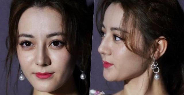 Địch Lệ Nhiệt Ba lộ ảnh không photoshop, bị nhận xét già chát so với tuổi 28-6