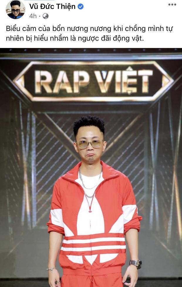 Rhymastic đăng hình thiết lập trạng thái hòa bình mới với Wowy sau gần 1 tuần căng thẳng vì drama Rap Việt-1