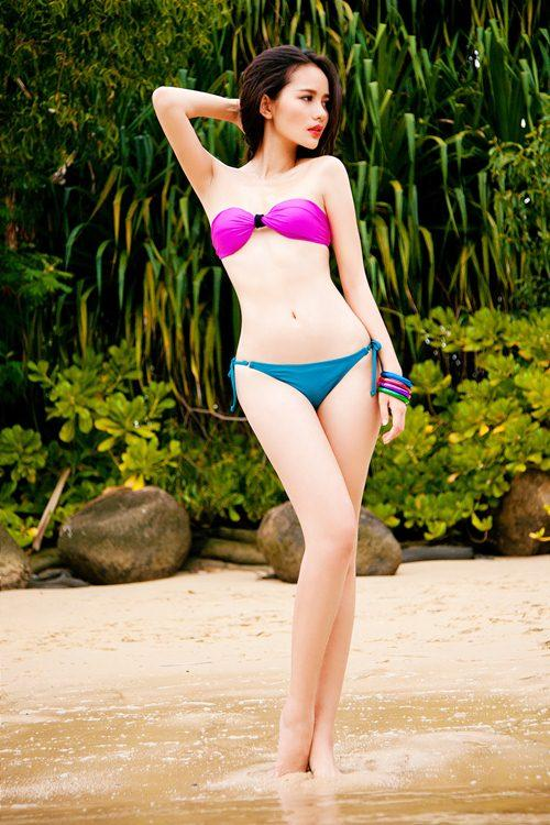 Thời thanh xuân thon gầy, đẹp rực rỡ của Phan Như Thảo trên màn ảnh khác xa hình ảnh gây sốc hiện tại-3