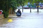 Lũ sông Bồ tại Huế vượt mức lịch sử năm 1999, ngập lụt còn kéo dài