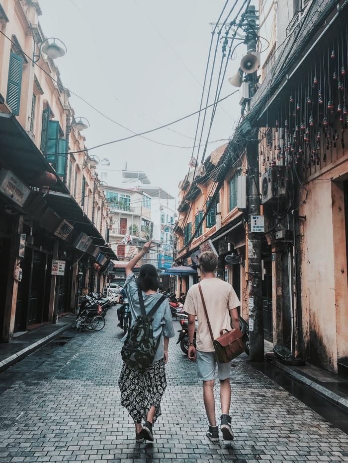 Khám phá khung trời bình yên như tranh vẽ ẩn mình trong 3 khu phố cổ ở Việt Nam-10