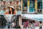 Khám phá khung trời bình yên như tranh vẽ ẩn mình trong 3 khu phố cổ ở Việt Nam