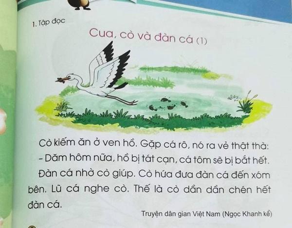 Sách tiếng Việt lớp 1 liên tiếp gây tranh cãi: Dạy trẻ lươn lẹo, trốn việc, thiếu trách nhiệm?-4