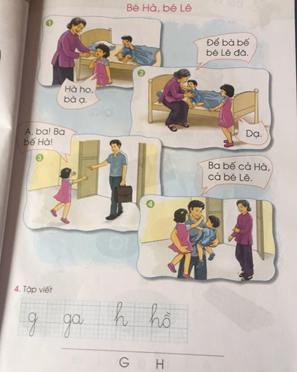 Sách tiếng Việt lớp 1 liên tiếp gây tranh cãi: Dạy trẻ lươn lẹo, trốn việc, thiếu trách nhiệm?-2