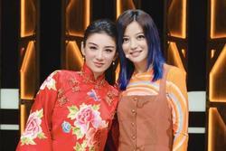 Triệu Vy và Huỳnh Dịch thân thiết sau scandal giật bồ đình đám quá khứ