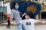 Quý tử lai nhà Thu Minh mới 5 tuổi nhưng cực ga lăng-12