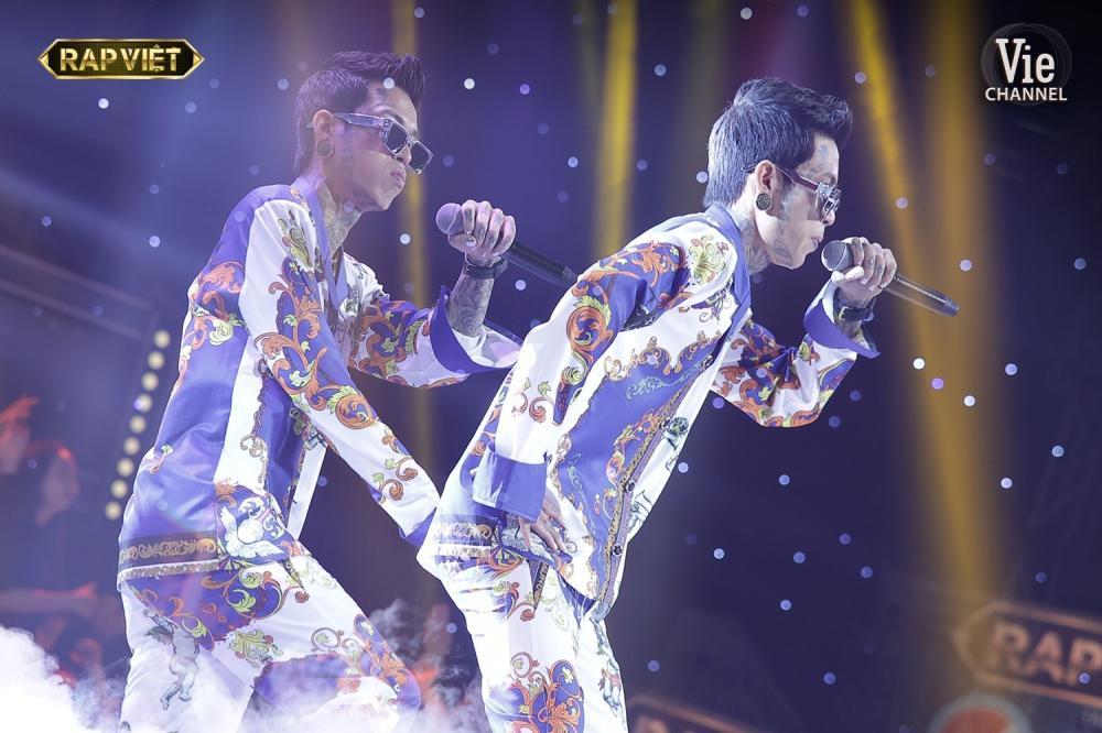 Tập 11 Rap Việt: 16Typh diss cả Binz đành chịu thua khi Dế Choắt quá mạnh-1