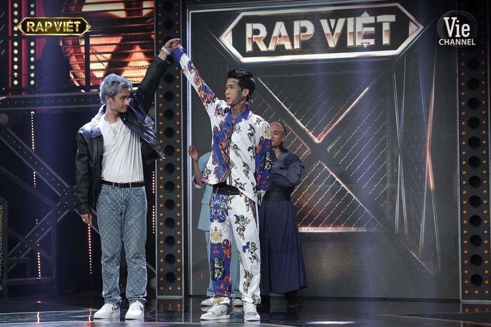 Tập 11 Rap Việt: 16Typh diss cả Binz đành chịu thua khi Dế Choắt quá mạnh-7
