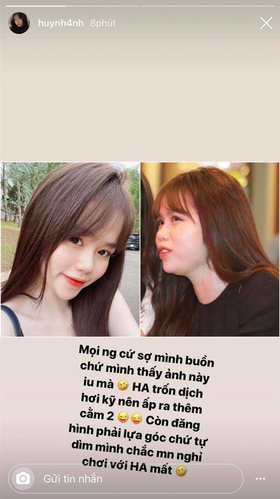 Bạn gái Quang Hải để lộ nọng cằm, da sần sùi khác xa ảnh sống ảo-4