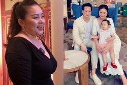 Phan Như Thảo bị chê phát tướng, chồng đại gia lý giải 'đi vào lòng người'