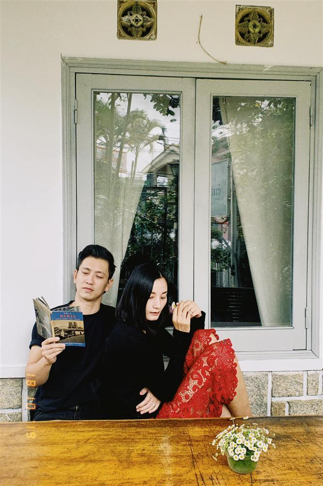 Lê Thúy được chồng Việt kiều chăm như bà hoàng sau thời gian lục đục-3