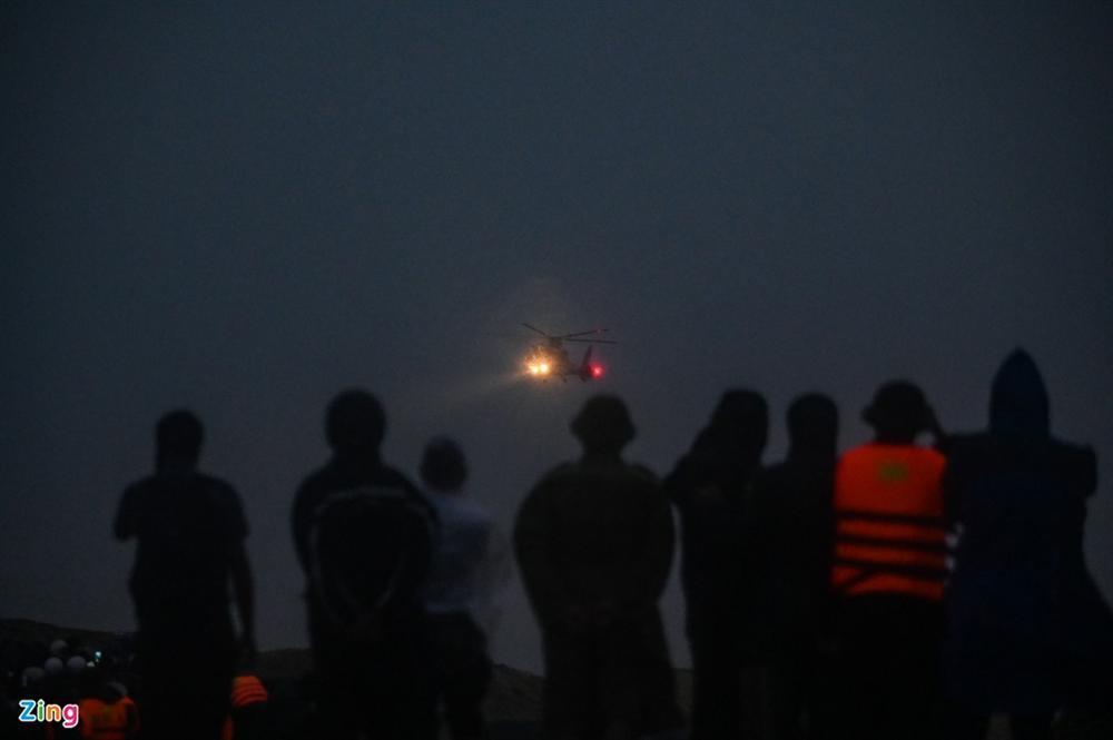 3 lần giải cứu bất thành người mắc kẹt trên tàu Vietship 01-14