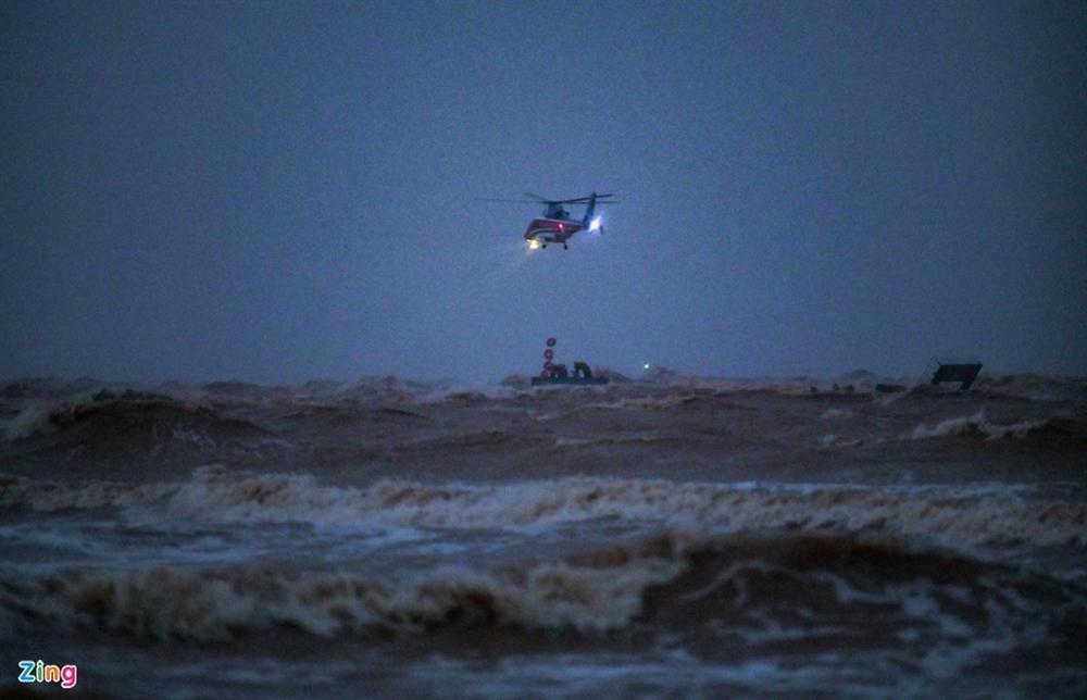 3 lần giải cứu bất thành người mắc kẹt trên tàu Vietship 01-15